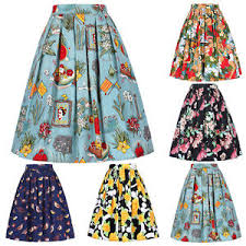 Vintage Spring Wardrobe Essentials-Skirts