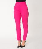 Vixen Cigarette Pants in pink