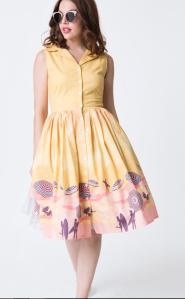 Vintage Summer Dresses from Unique Vintage