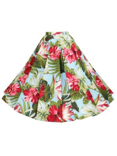 Vintage Hawaiian Skirts from Vivien of Holloway