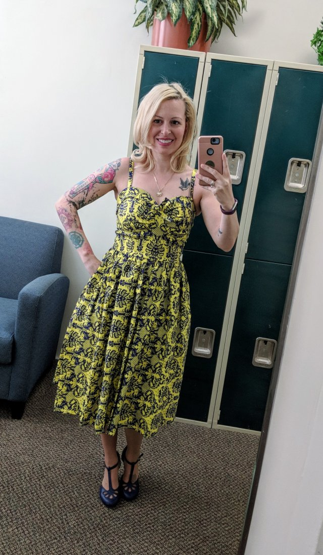 Vintage Dresses from Unique Vintage