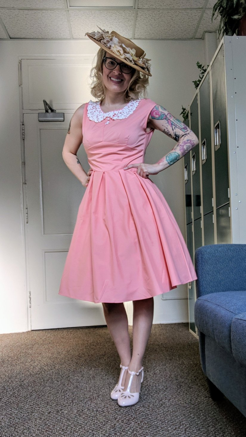 1950s Dress from Wish