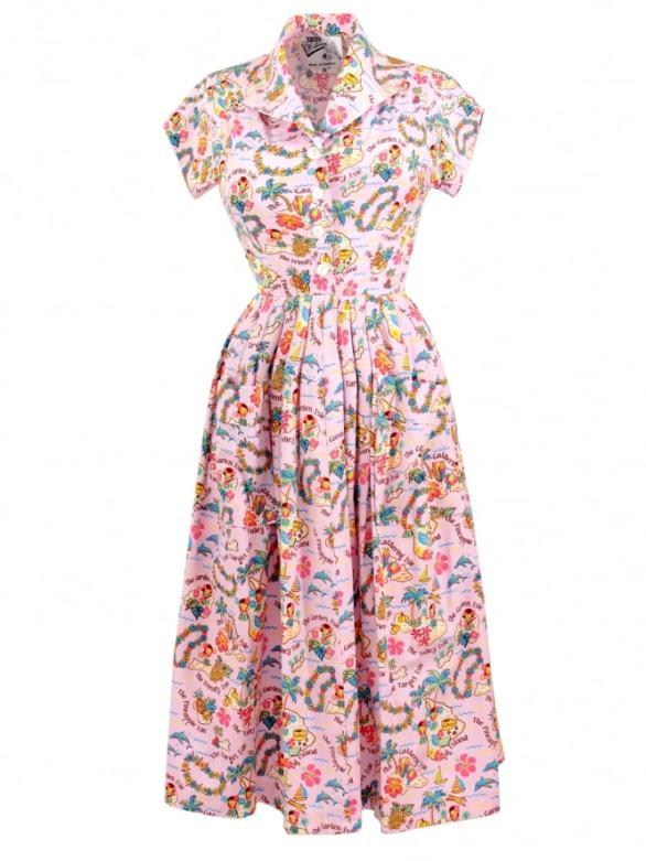 Vivien of Holloway Kitty Dress