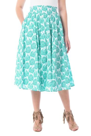 Vintage Inspired Skirts from EShakti