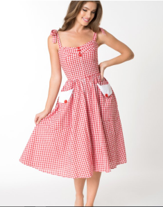 Vintage Inspired Summer Dresses from Unique Vintage