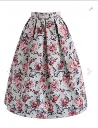 Vintage Style Skirts at Chicwish