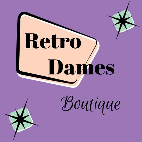 Retro Dames Etsy Icon