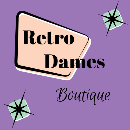Retro Dames Etsy Icon